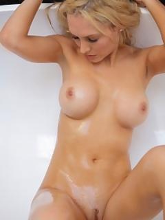 Jennifer Vaughn Bathtub